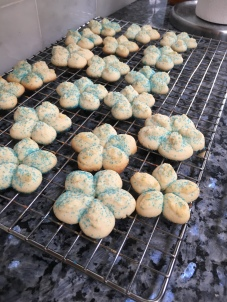 Spritz cookies.. our tradition