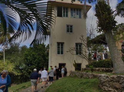 Hemingway House- Cuba - Lookout