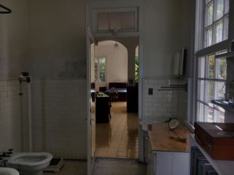 Hemingway House- Cuba- His bathroom