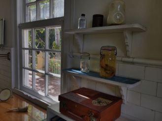 Hemingway House- Cuba- Hemingway's Bathroom