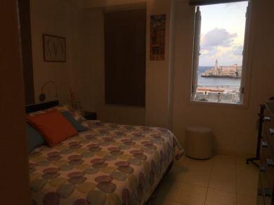 Vistalmorro- Our bedroom