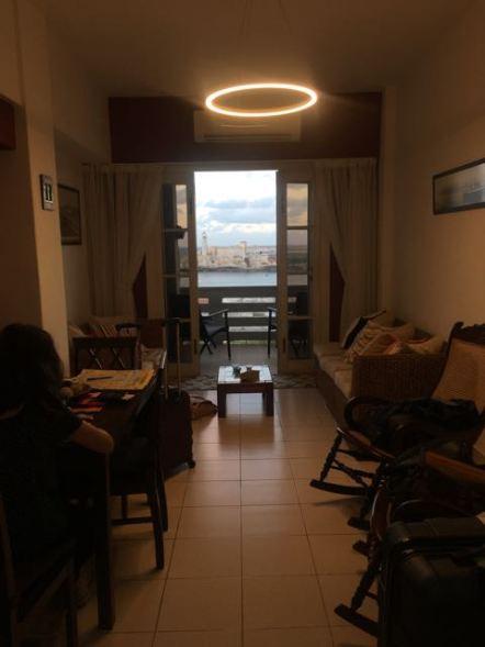 Vistalmorro- Living room