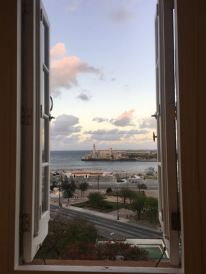 Vistalmorro- View from bedroom