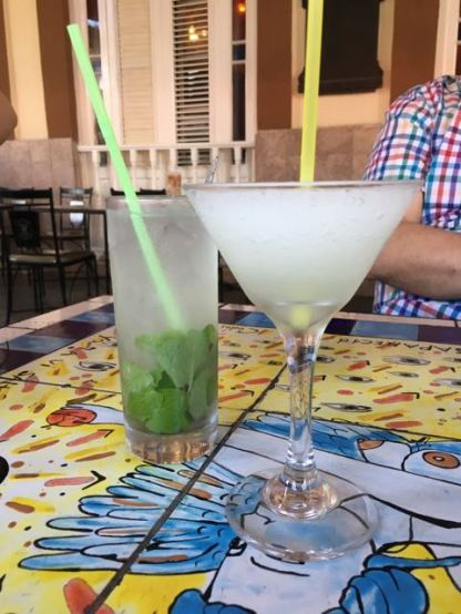 Daiquiri and Mojito