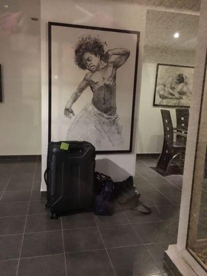 Our apartment - La Rosa Ortega Havana