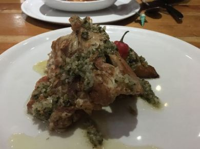chicken chimichurri