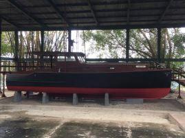 Hemingway's Boat- The Pilar