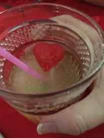 Varadero60 on Valentine's Day- caipiroska