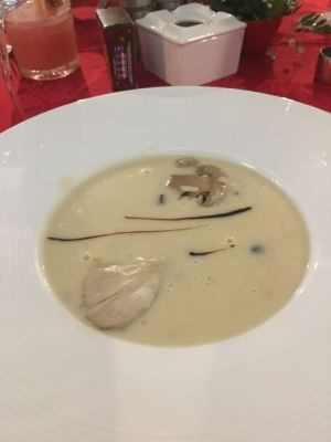 The BEST soup of my life.. Varadero60