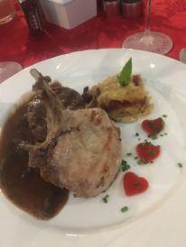 Pork and steak with hearts- Varadero60