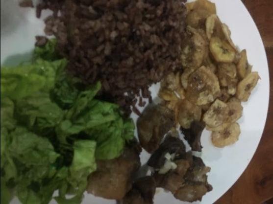 La Vicaria, Varadero, Cuba- Pork tips