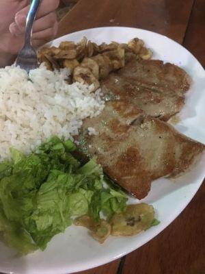 La Vicaria, Varadero, Cuba- fish