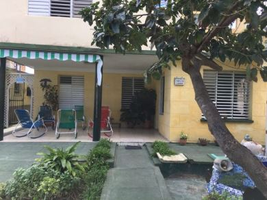Casa de la Familia Cubana- main house