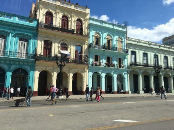 Sights of Havana, Cuba