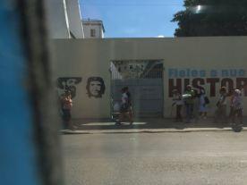 Propaganda- Sights of Havana, Cuba
