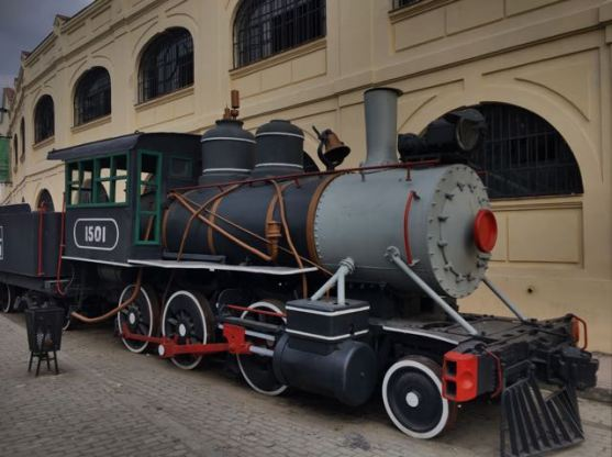 We would find random trains along Havana, no descriptions nothing, but they were cool
