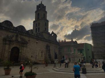 Walking Habana Vieja