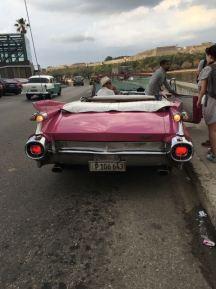 1959 Pink Cadillac