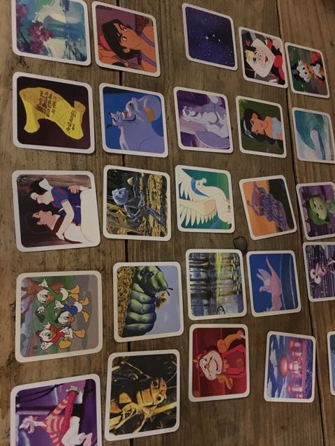 Playing Disney Codenames