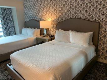 Room 523, The Cambria Hotel, NOLA
