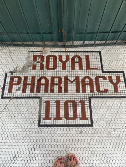 Royal Pharmacy 1101 Royal