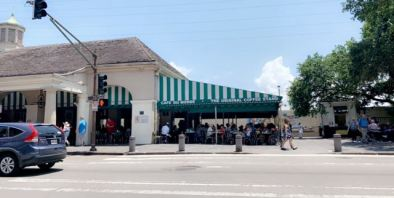 Cafe du Monde- which I go to later