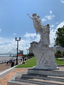 The Statue of the Immigrants