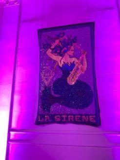 La Sirene- tapestry