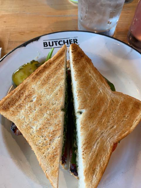 Butcher Cochon- BLT for me :)