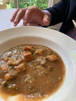 Chicken Gumbo- Commander's Palace NOLA