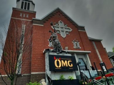OMG Resto, Sherbrooke, Canada