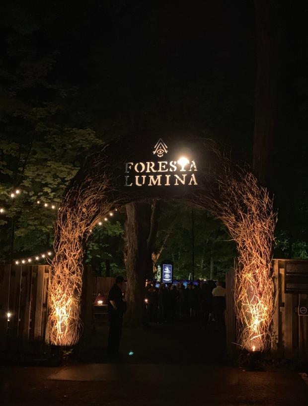 Foresta Lumina, Coaticook, Quebec, Canada
