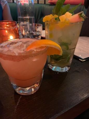 Cocktails Escondite Restaurant