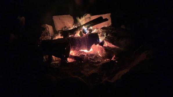 Amazing fire..