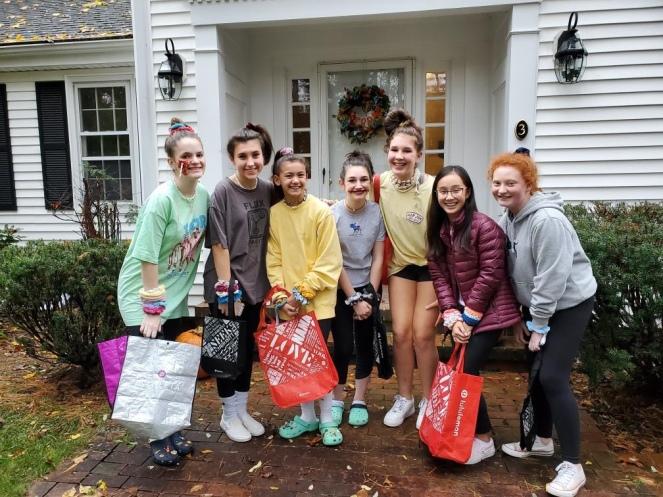All the VSCO girls!