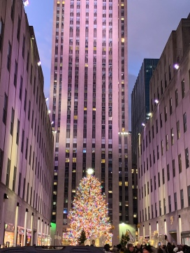 Rockefeller Center NYC 2019