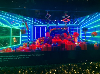 Macy's Windows - Christmas 2019