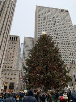 Rockefeller Center in the daytime