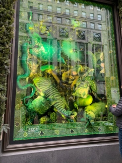 Bergdorf Goodman Christmas Windows 2019